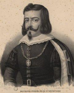 Salvador Corrêa de Sá e Benevides