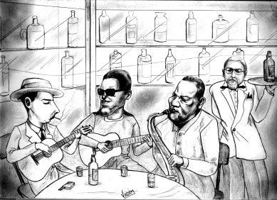 roda-de-samba-em-bar_caricatura_desenho_noel-rosa_pixinguinha_cartola