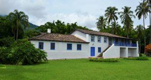 Fazenda Engenho d'Água: sede do museu