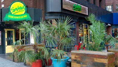 Salsa Bar: caipirinha na Charing Cross Road