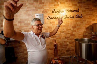Carlos Lyra samba no Cachaça Social Club