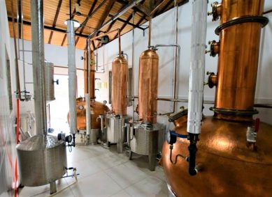 Destilaria da Cachaça Lagos do Vale