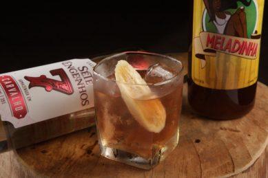 Drinque de Leo Peralta