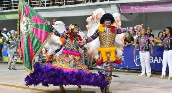 carnaval de vitória
