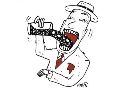 cartuns de cachaça